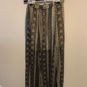 Abercrombie and Fitch maxi skirt!
